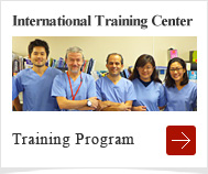 International Training Center / One-year training program